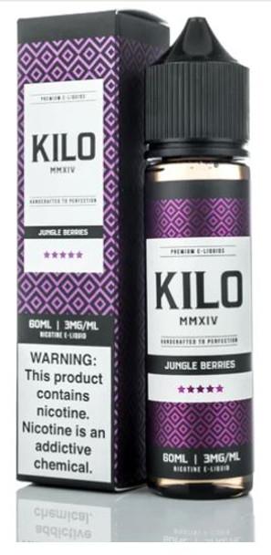 Jungle Berries | Kilo MMXIV Series | 60ml (NEW!)