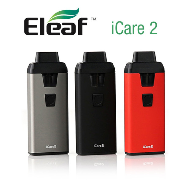 iCare2 Mod Starter Kit |  ELeaf | Black