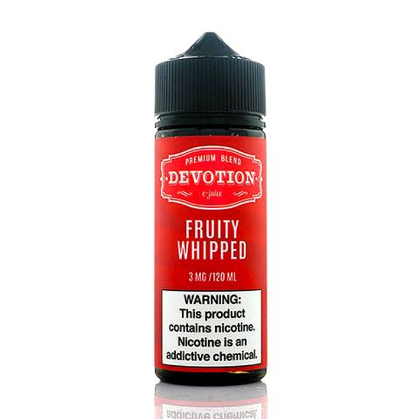 Fruity Whipped | Devotion | 120ml