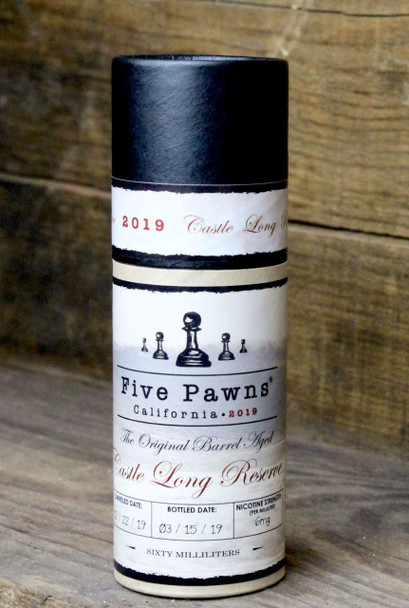 Castle Long Reserve VIII - [2019 LIMITED EDITION] | Five Pawns | 60ml
