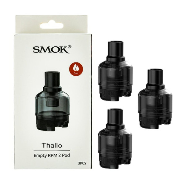Thallo Empty Pod   5ML   Smok   3-Pack (No Coils)
