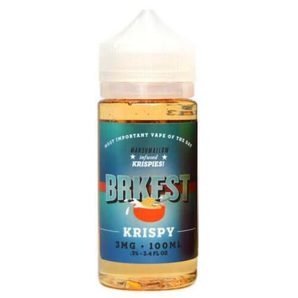 Krispy | BRKFST Eliquid by JUS | 120ml (Overstock)