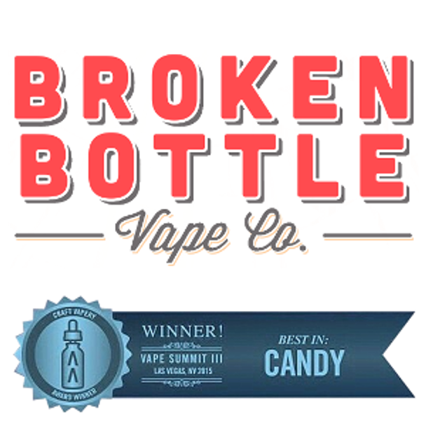 2 Sample Pack - You Pick!  | Broken Bottle Vape Co. | 200ml (2X100ml)