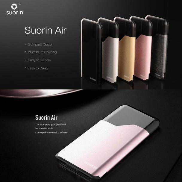 Suorin Air 400mAh Starter Kit Pod System | Suorin