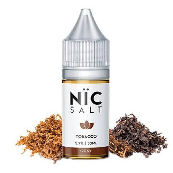Tobacco | Nic Salt by Gost Vapor | 30ml