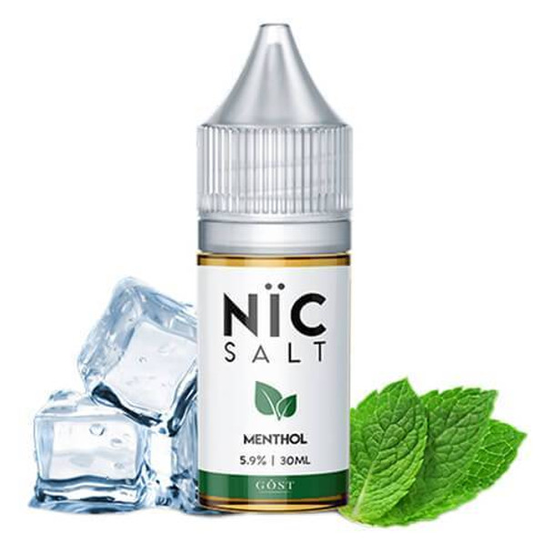 Menthol   Nic Salt by Gost Vapor   30ml