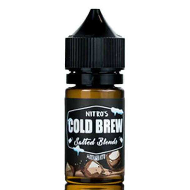 Macchiato | Nitro'S Cold Brew Shakes Salted Blends | 30ml