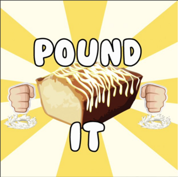 Pound It! | FoodFighter Juice | 60ml (Free upgrade to 120ml)