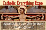 Positive. Phenomenal. Powerful.  The Catholic Everything Expo, Dec2-3, Register now!