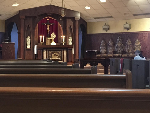 Church Altar Table