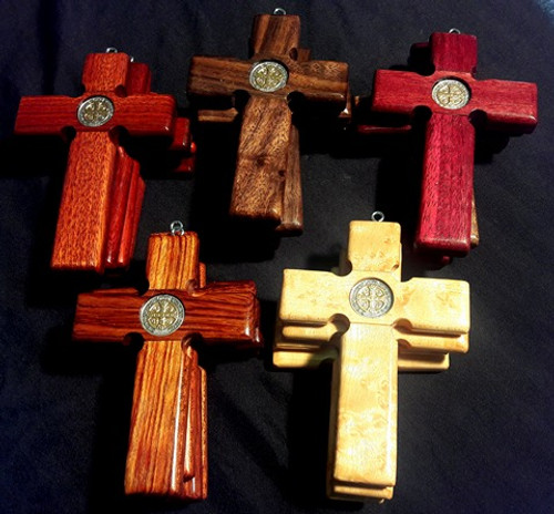 ST. BENEDICT PROTECTION CROSS, ASSORTED