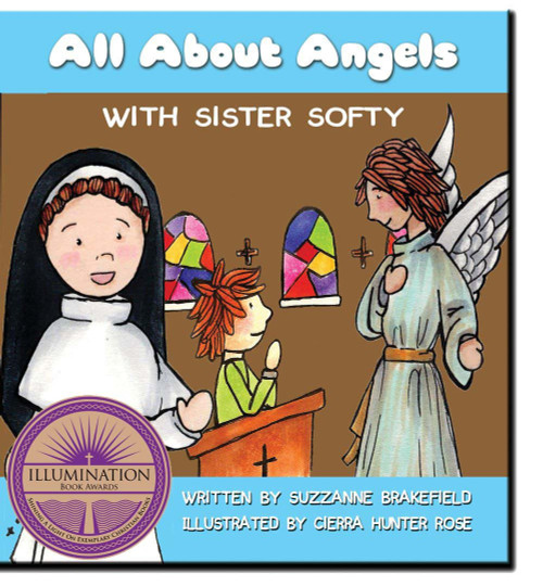 All About Angels, Illustrated by Hunter Rose Campbell