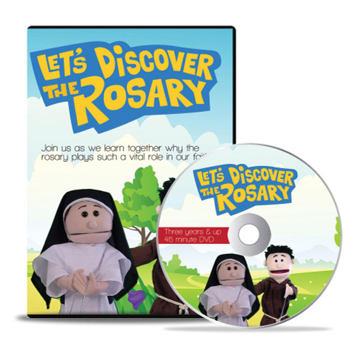 Let's Discover the Rosary DVD