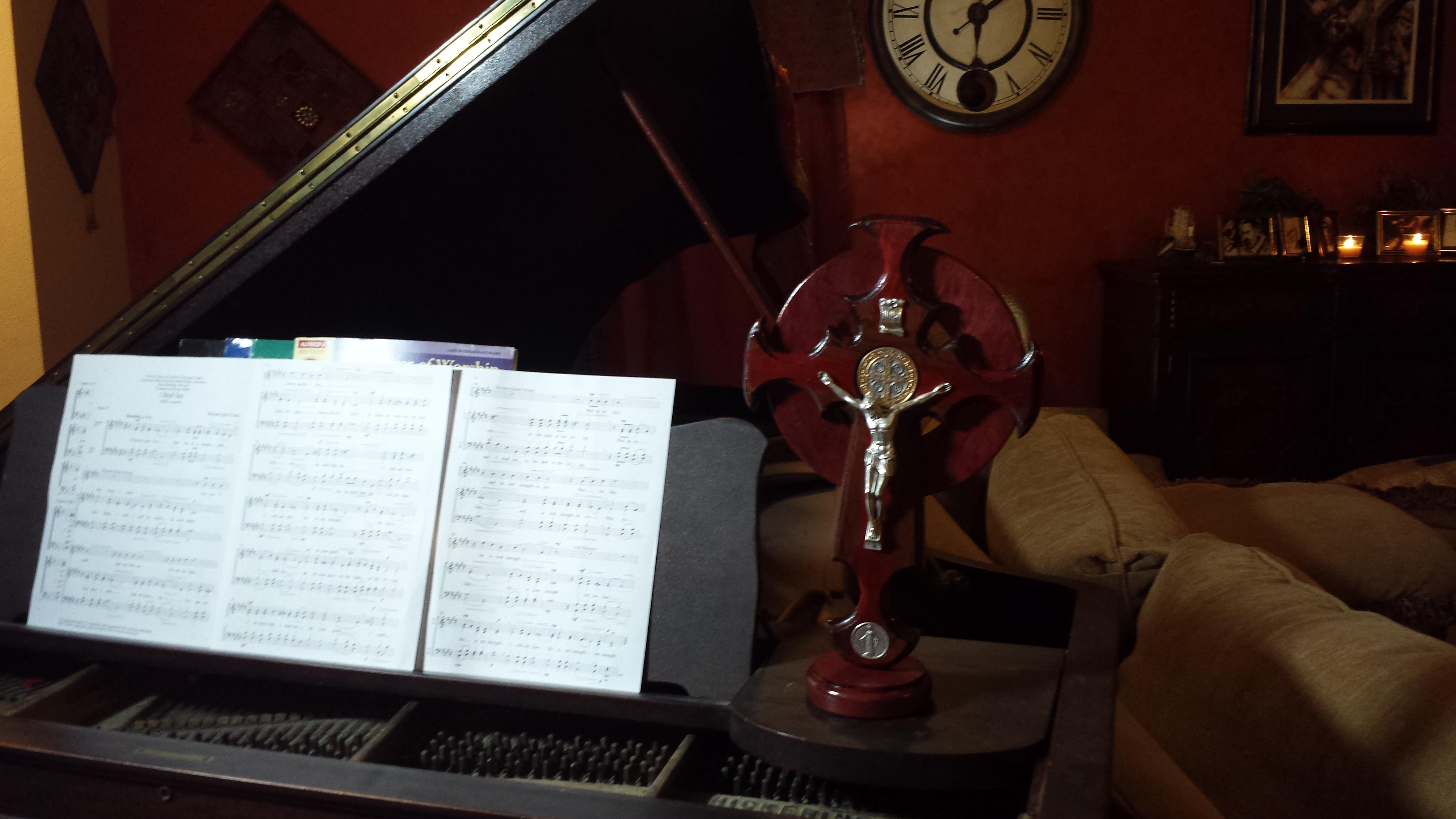 St. Benedict Crucifix