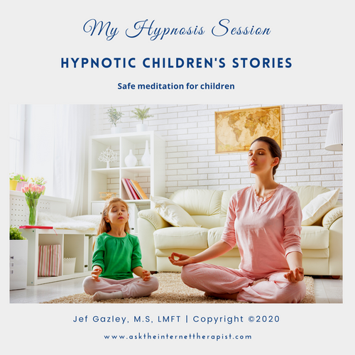 Hypnotic Children's Stories CD