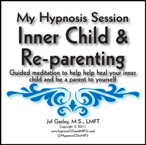 Inner Child Hypnosis CD | Re-parenting the Inner Child