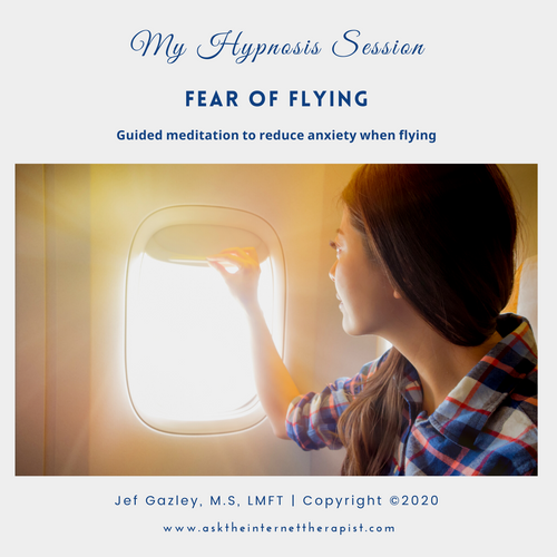 Fear of Flying Hypnosis CD