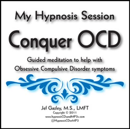 Conquer OCD Hypnosis CD