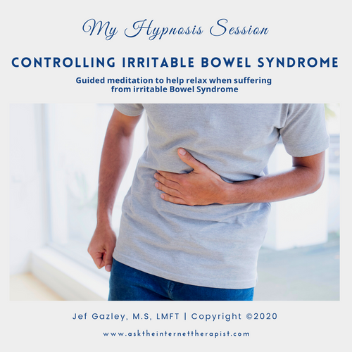 Controlling Irritable Bowel Syndrome Hypnosis MP3