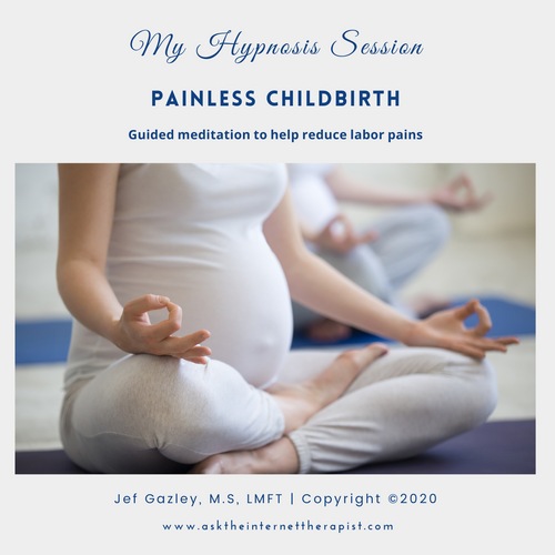 Painless Childbirth Hypnosis MP3
