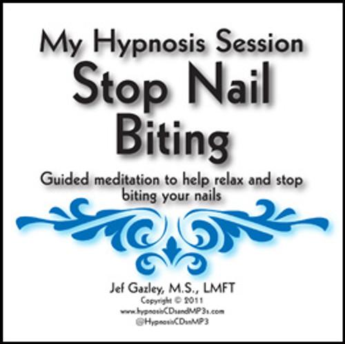Stop Nail Biting Hypnosis MP3