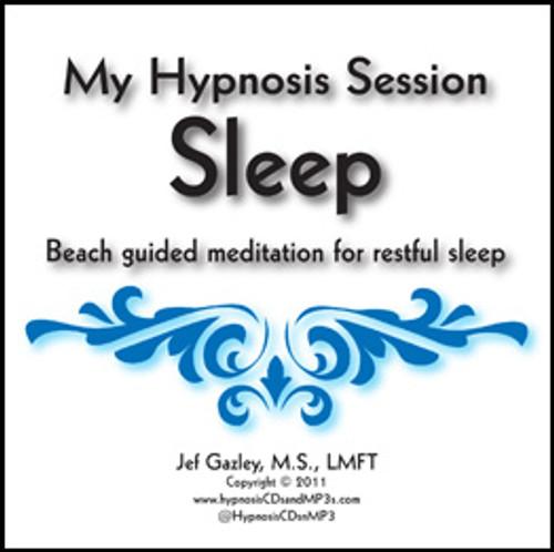 Sleep - Beach Hypnosis MP3