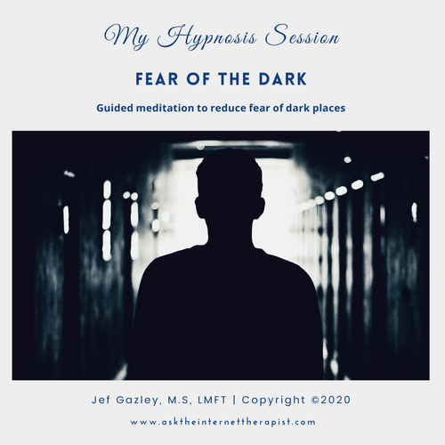 Fear of the Dark Hypnosis MP3