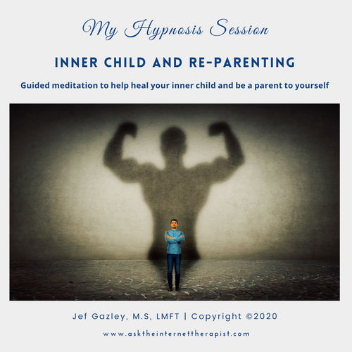 Inner Child and Re-parenting Hypnosis MP3