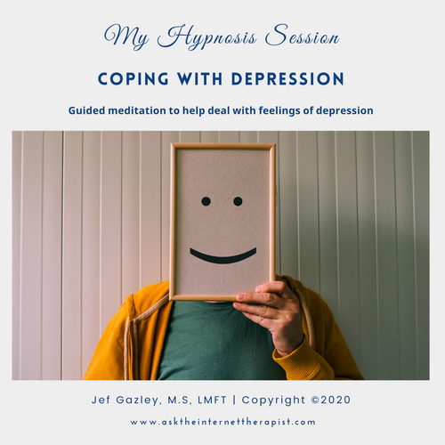 Coping with Depression Hypnosis MP3