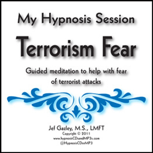 Terrorism Fear Hypnosis MP3