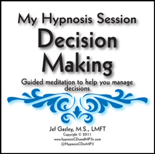 Decision Making Hypnosis MP3