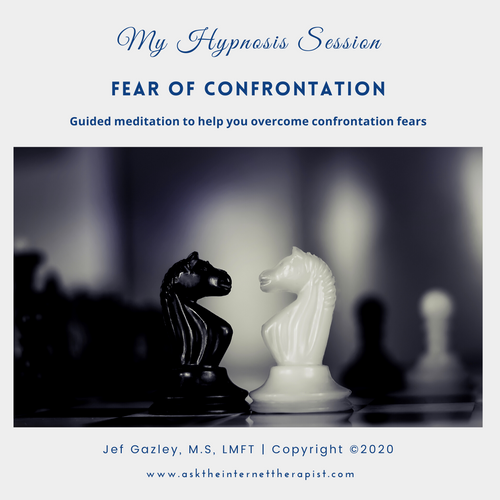 Fear of Confrontation Hypnosis mp3