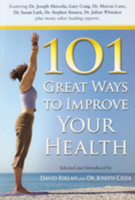 101 Great Ways to Improve Your Health (Book)