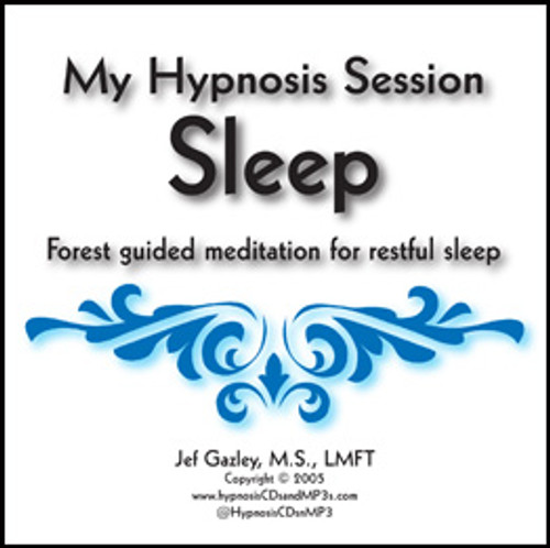 Sleep - Forest Hypnosis CD