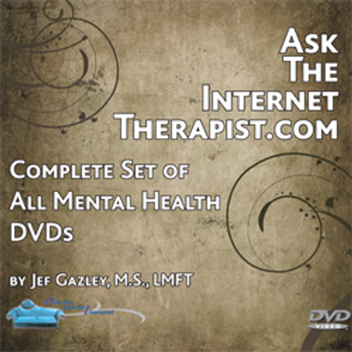 Complete Set of All Mental Videos (Educational DVDs)