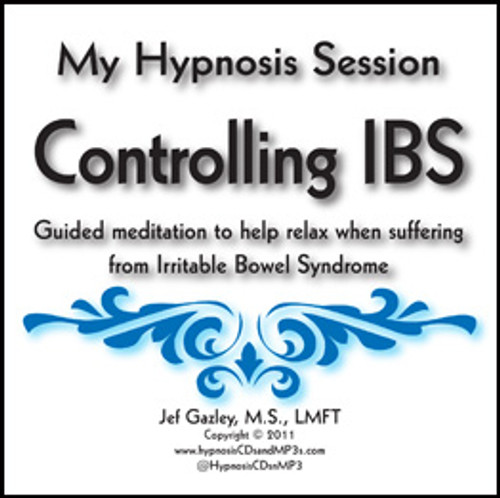 Controlling IBS Hypnosis CD