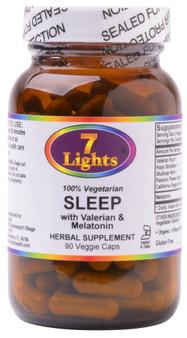 Sleep with Valerian & Melatonin (90 Caps)