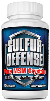 SULFUR DEFENSE MSM CAPS (90 CAPS)