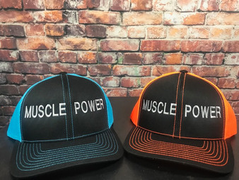 MUSCLE POWER HAT