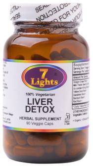 Liver Detox (90 VEGGIE CAPS)