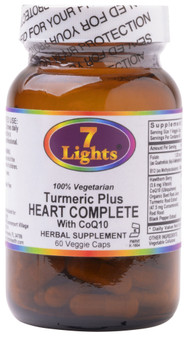 TURMERIC PLUS HEART COMPLETE WITH COQ10 (60 CAPS)
