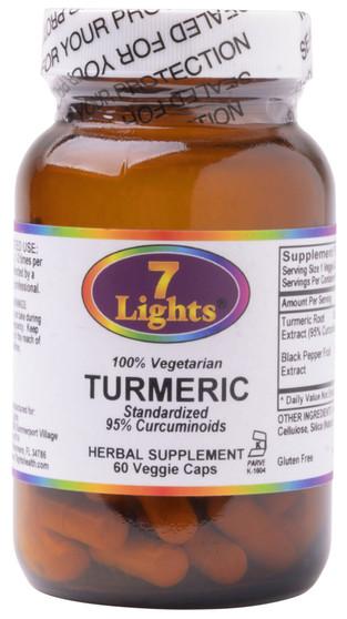 Turmeric with Piperine (60 V-Caps)