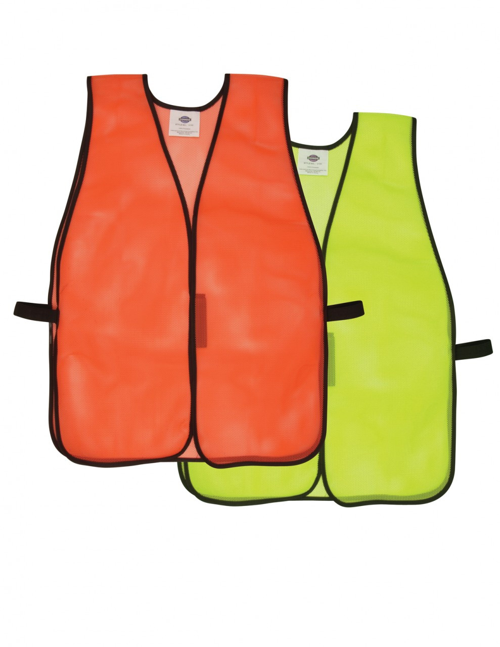 V100-V101: Class I Mesh Safety Vest