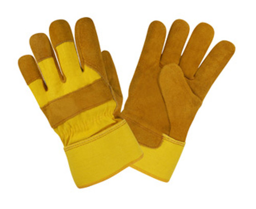 7380: Select Shoulder/Rubberized Cuff Gloves - 12 Pack