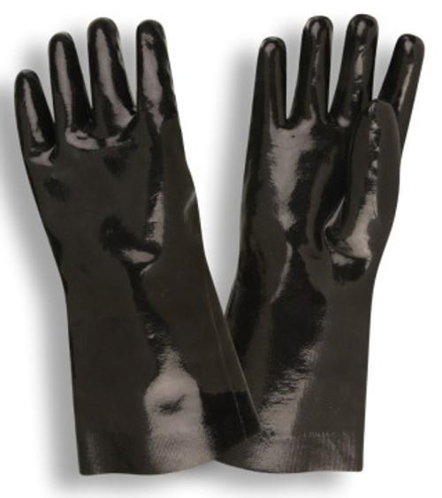 5812: Heavy Weight/ Black/ Neoprene Dipped Gloves - 12 Pack