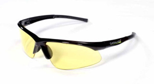 Cordova Safety Products GI10 Scratch-Resistant Clear Safety Goggles with an Elastic Strap