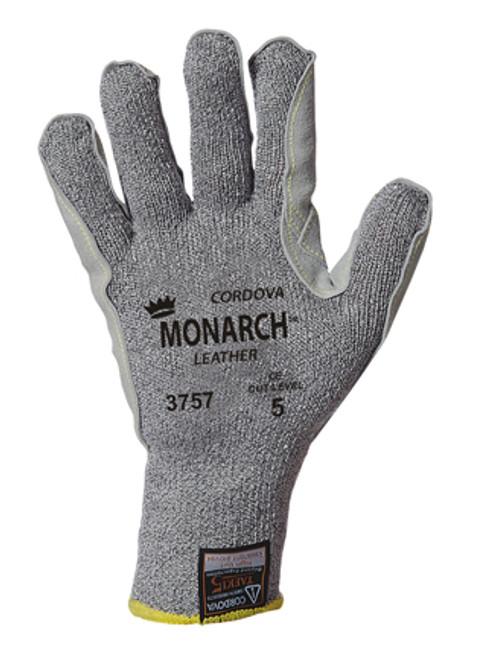 3757: Cordova Monarch - Leather Cut Resistant Gloves