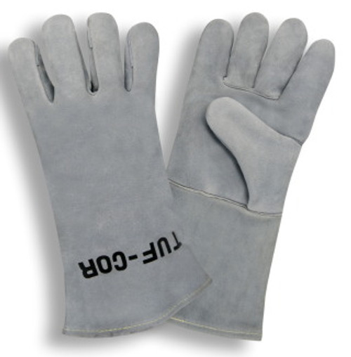 7650: Premium Side Leather Welder - 12 Pack
