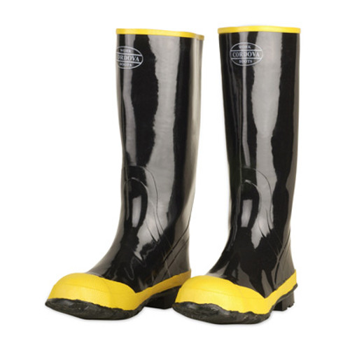 BST: Steel Toe Boots