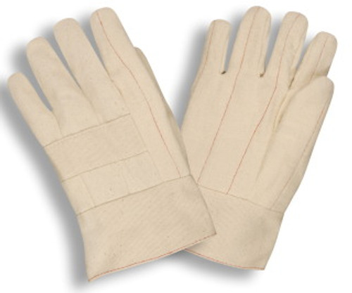 2500: Hot Mil/Band Top Gloves - 12 Pack